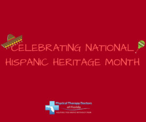 Celebrating national hispanic heritage month clip art