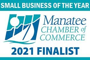 Small Business of Year 2021 FINALIST